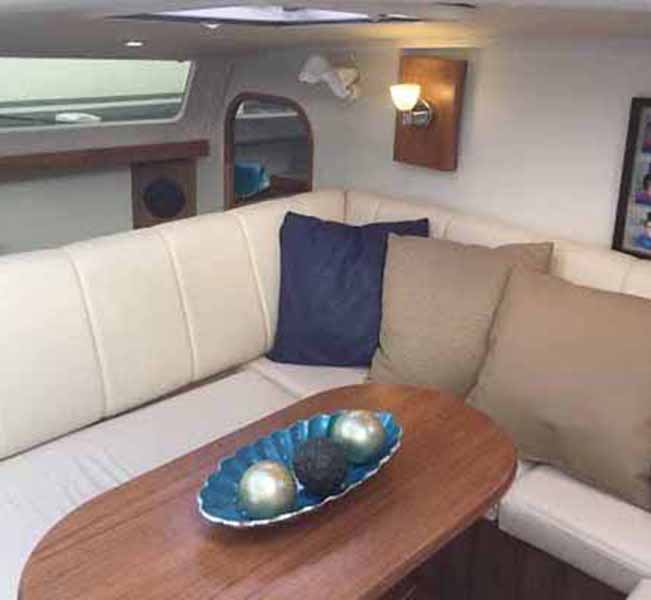 Gemini Legacy 35 3 cabins BVI Sailing Vacation Review