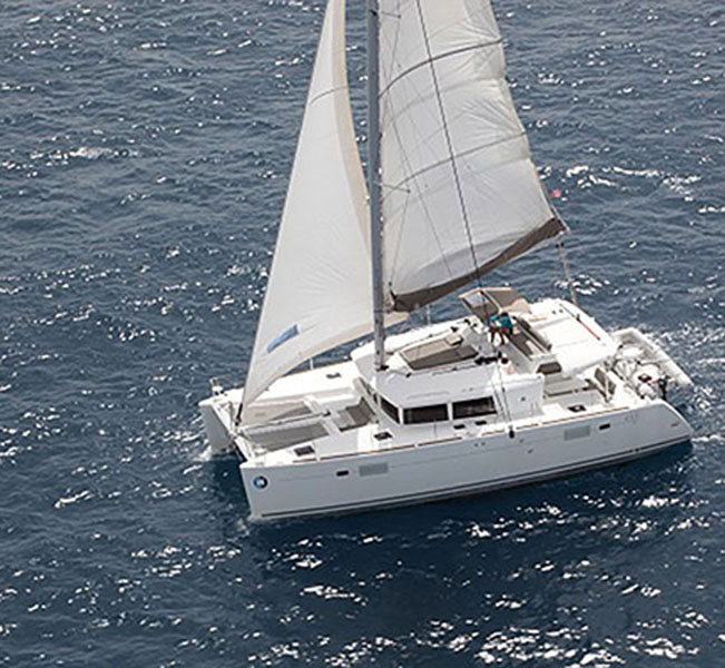 Lagoon 450 4 cabins bvi charter company reviews