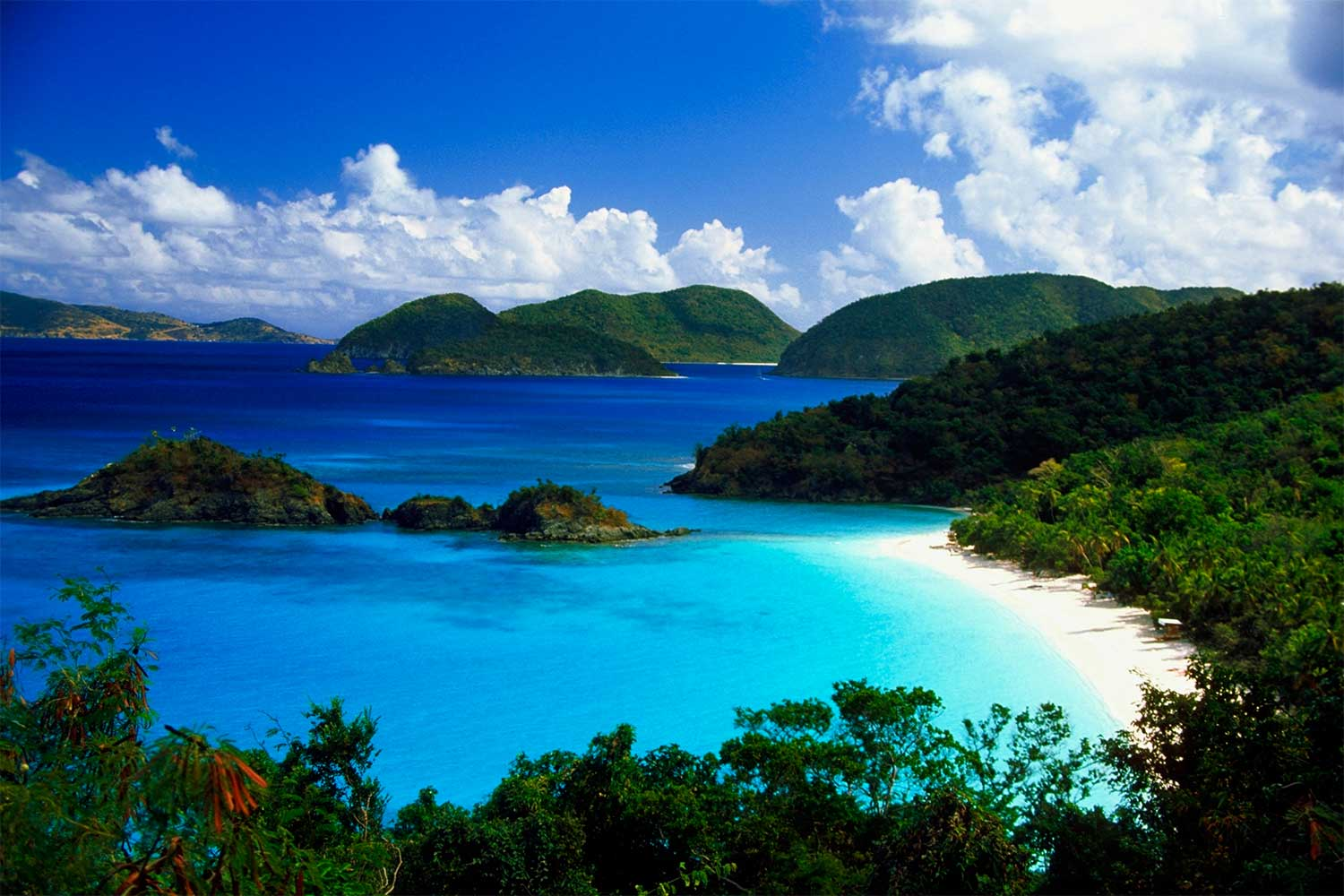 St. John & US Virgin Islands