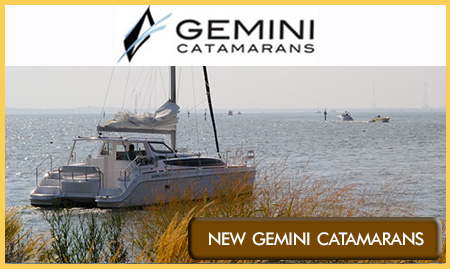 New Gemini Catamarans for sale