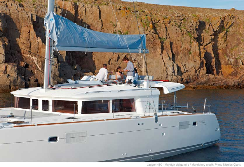 www.catamarans.com | Charter Management Program