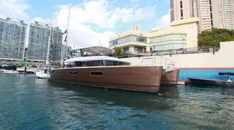Lagoon Yacht Festival in Hong Kong