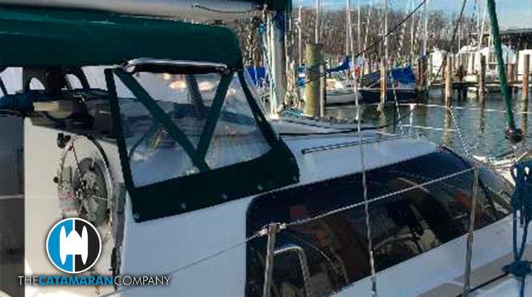 Featured Catamaran: 2001 ENDEAVOUR