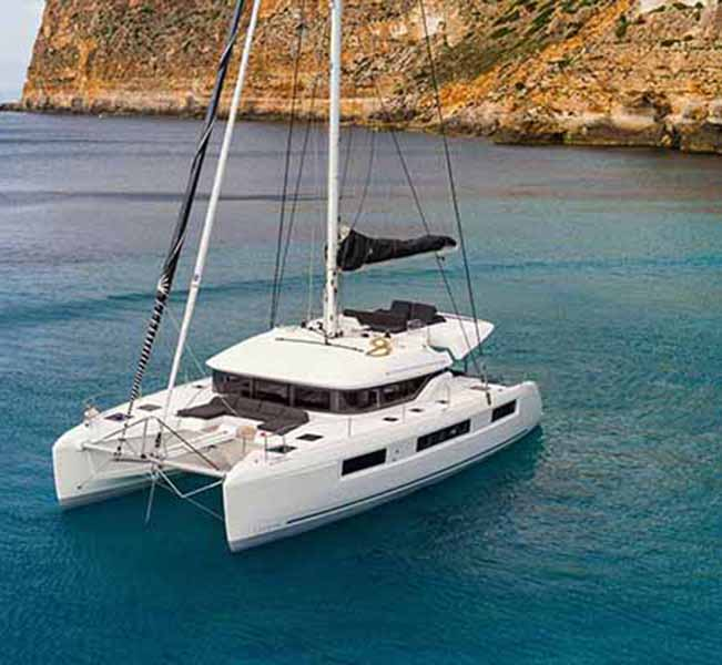 Lagoon 50 BVI Sailing Vacation Review