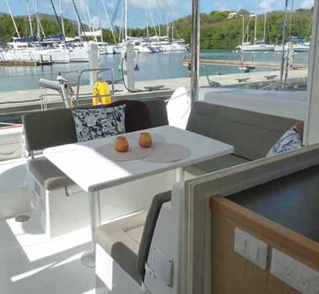 Lagoon 39 bvi sailing vacation reviews