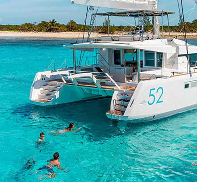 Lagoon 52 BVI Sailing Vacation Review