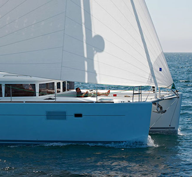 Lagoon 450 3 cabins The Catamaran Company