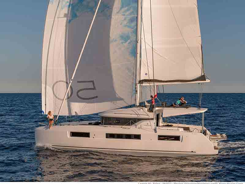Catamaran Charter British Virgin Islands