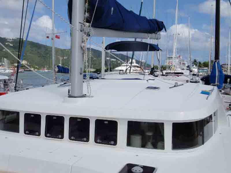 Catamaran Charter, Lagoon 500: British Virgin Islands