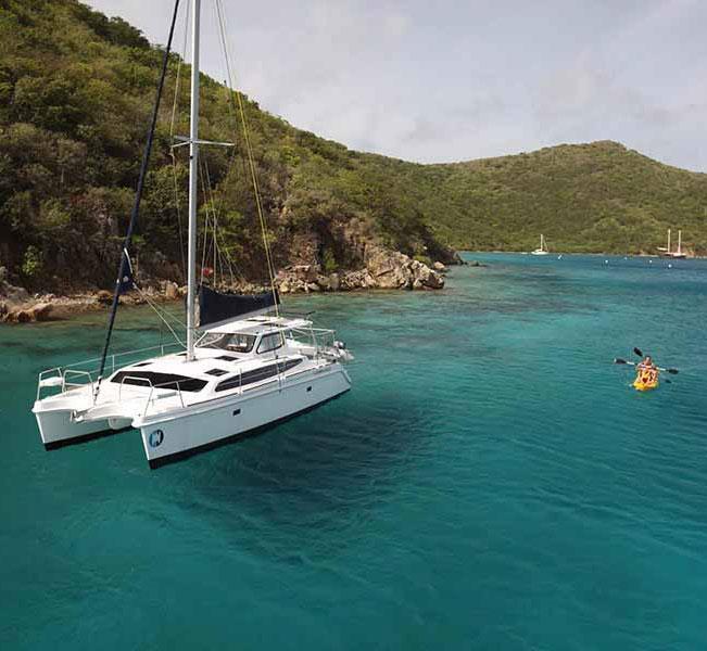 Virgin islands bareboat companies