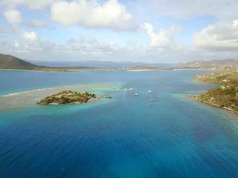 British Virgin Islands - Marina Cay