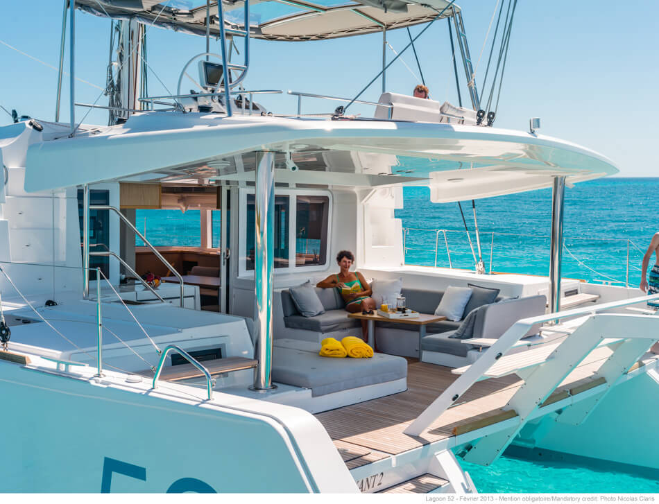 Sail The BVI Aboard Lagoon 52 with Deep Discounts