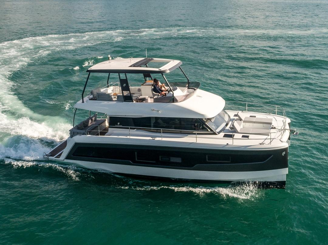 Book A Fountaine Pajot MY 40 in Key West This Summer