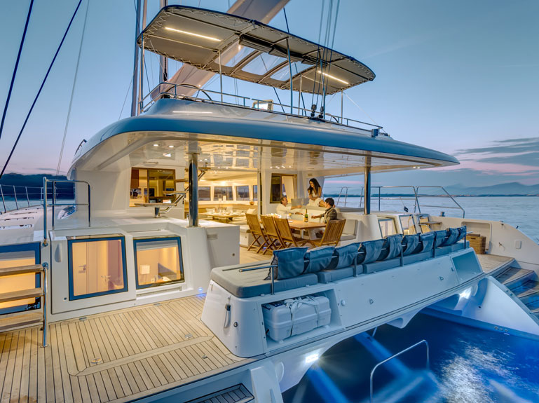 Review of a Cabin Charter for $2,134 For Two aboard Lagoon 620 in BVI