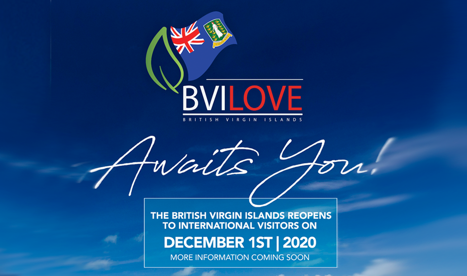 The BVI is Back! And so are flexible rebooking terms