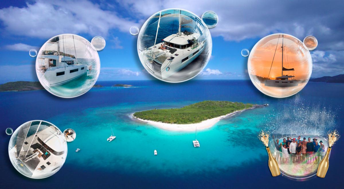 Get 4 Free Days While In Your Sailing Bubble