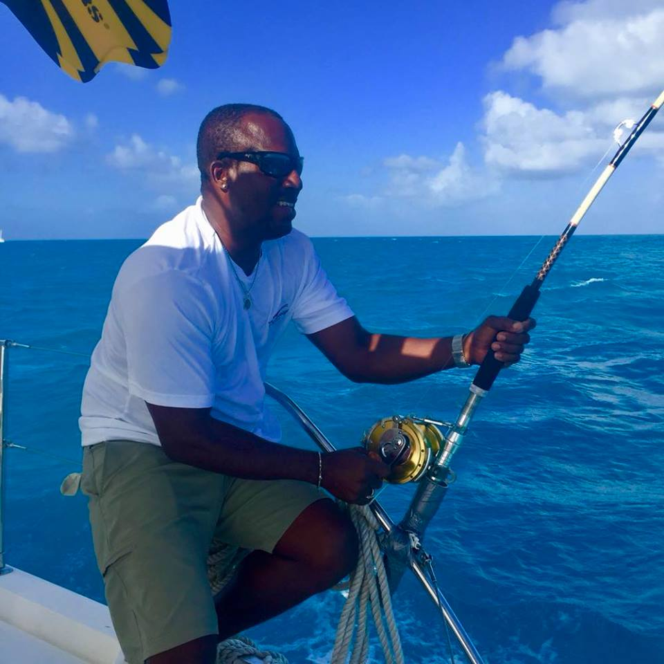 HOW TO FISH IN THE BRITISH VIRGIN ISLANDS