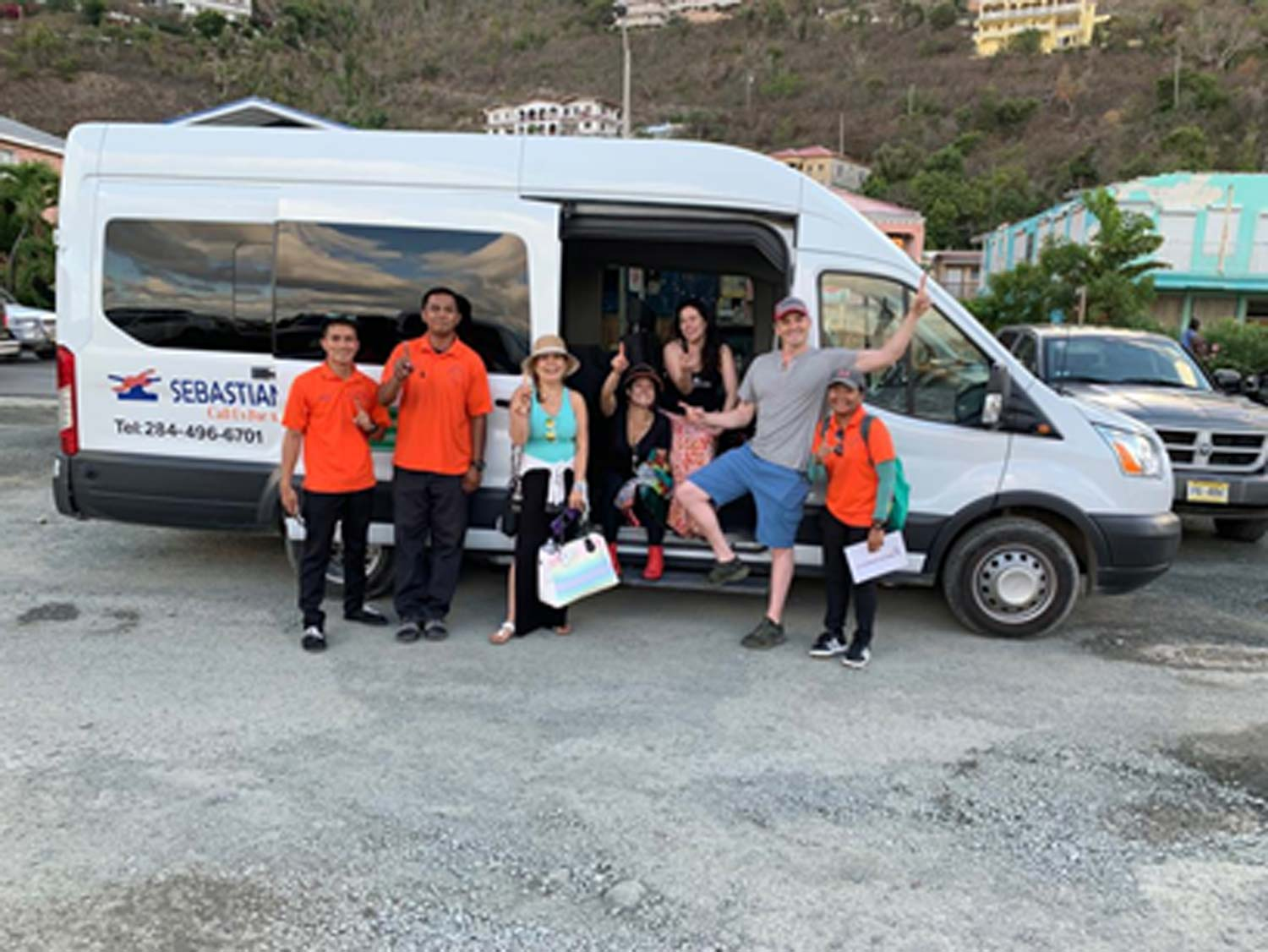 PRE-BOOK TAXI TRANSFERS ON TORTOLA, BVI PRIOR TO ARRIVAL ONLINE!