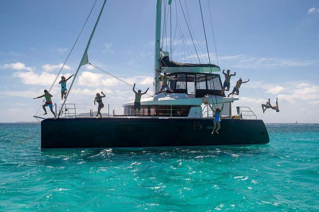Ten 52 Footers For Sale: 2018 Lagoon 52 In St. Thomas