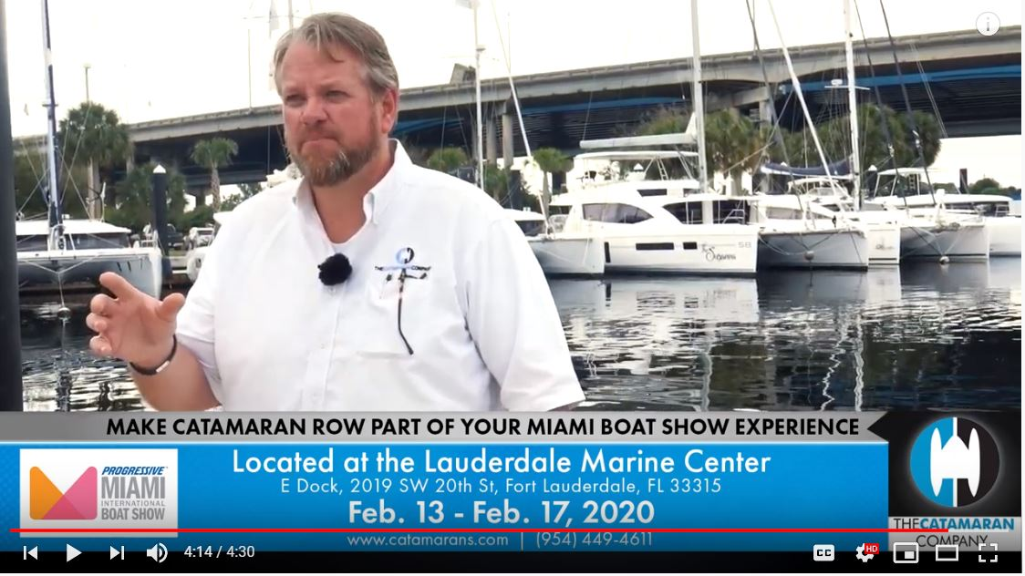 Plan Your Boat Show Weekend: 35+ Cats for Sale in FL
