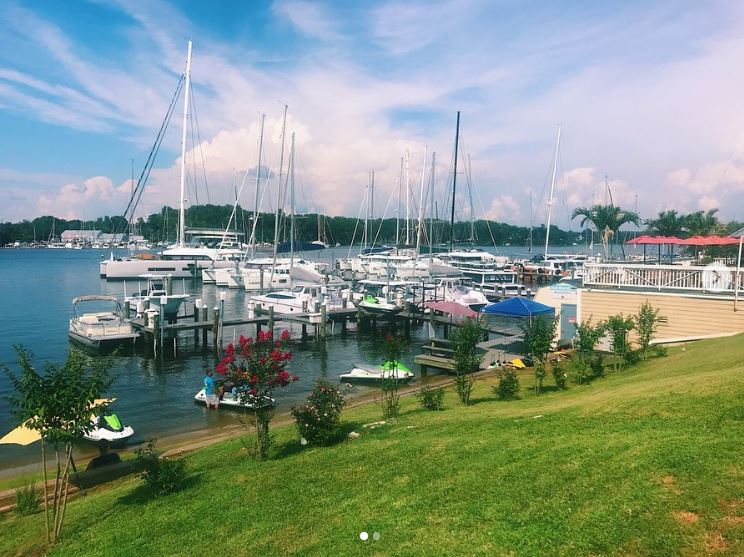 Relocate Your Boat To The Chesapeake Bay This Summer