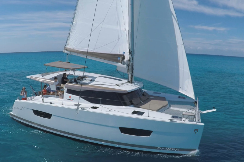 Fountaine Pajot Suspension of Producton,FP Inventory San Di