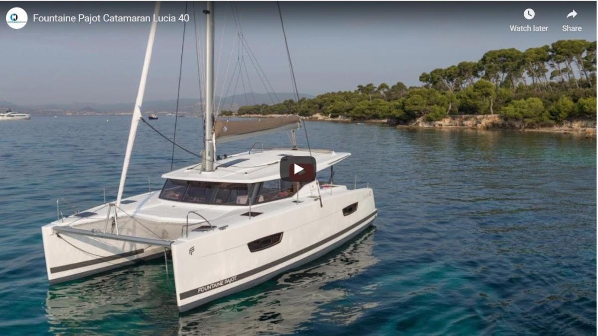 Catamarans in Stock Fountaine Pajot,Lagoon,Nautitech,Gemini