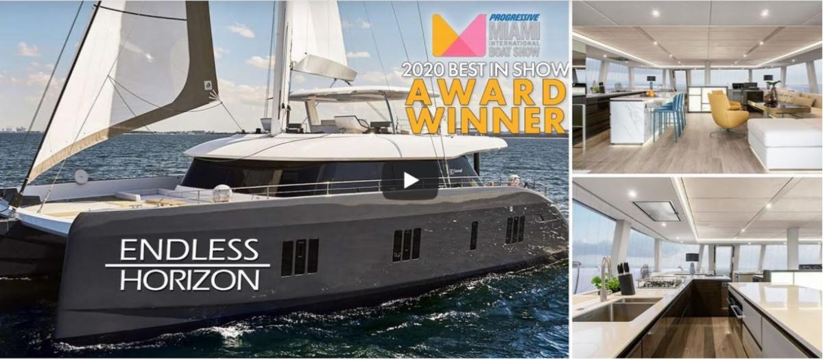 Video: Endless Horizon Sunreef 80   11 Pre-Owned Sunreef Catamarans For Sale