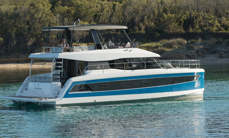 RSVP For Our Open House: Fountaine Pajot & Nautitech Catamarans on Display