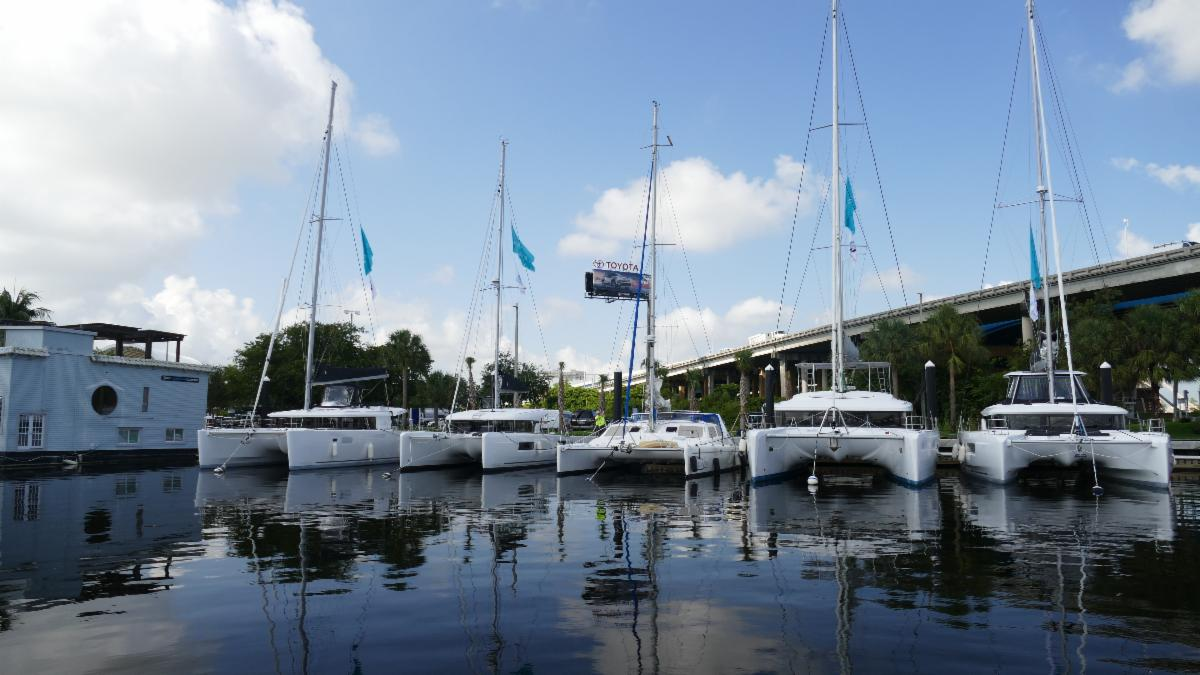 Where are the New Lagoons Located? Lauderdale Marine Center