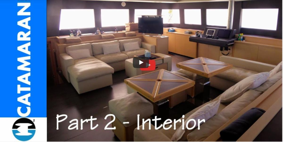 Featured Videos:Part2 of Lagoon620 Interior Video Price Cut