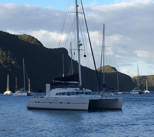 9 Catamarans For Sale in Grenada:Lagoon 470 Asking $315,000