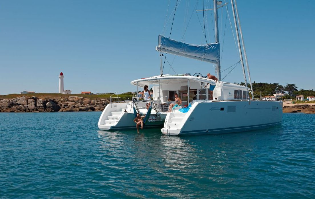 Nine Lagoon 450's For Sale starting at $500,000