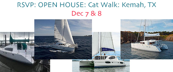 Join Us On Our Cat Walk in Kemah,Texas