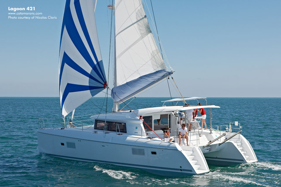 ABOUT US - The Catamaran Company
