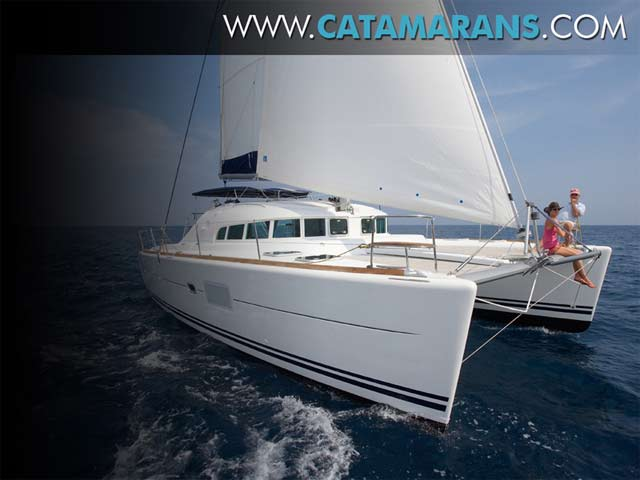 Wallpapers featuring catamarans