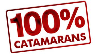 The Catamaran Company - 100% Catamarans