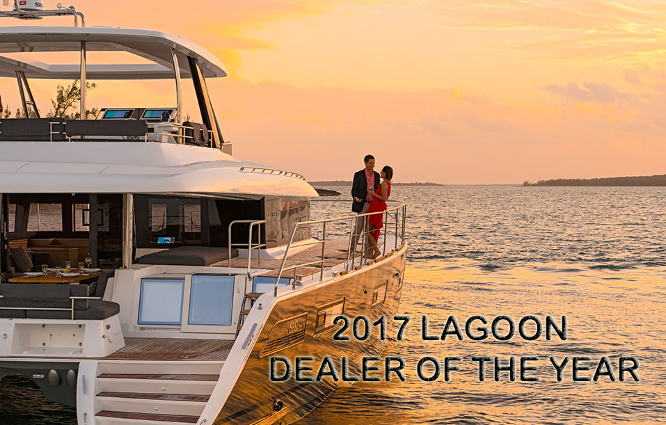Lagoon Dealer of the year