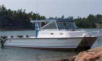 OCEAN CAT - 2005 TWIN VEE 31' - $135,000 USD