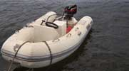 "Lagoon Power 43 ""Infinity"" Dinghy"