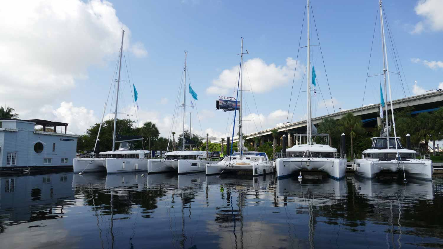 Lagoon Catamarans For Sale on Catamaran Row