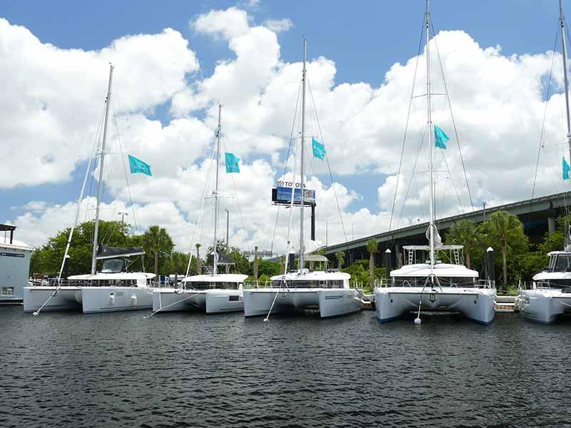 Catamarans for Sale Florida, Fort Lauderdale - The Catamaran