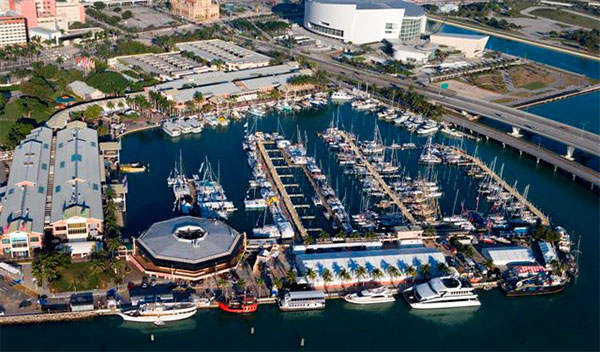 Stricly Sale Miami Boat Show