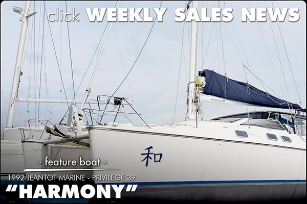 Weekly News - Harmony