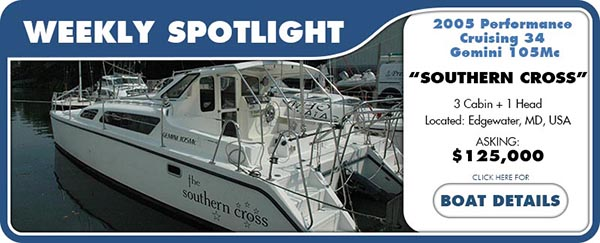 Spotlight - Southern Cross