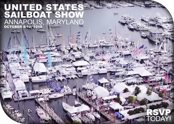 US SAILBOAT SHOW Oct 8-12
