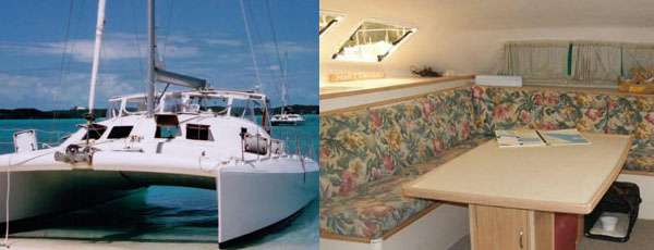 1998 Ocean Catamarans 49: Wind Dancer