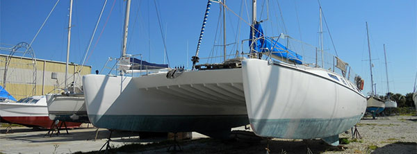 Catamaran Auction St Augustine FL USA May 4th-6th, 2012