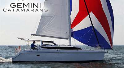 Design enhancements on New Gemini Legacy 35