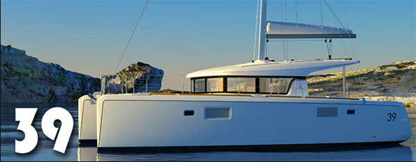 The Catamaran Company would like to introduce you to the three new catamarans released by Lagoon
